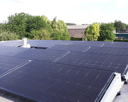 VDM Technics - Zonnepanelen